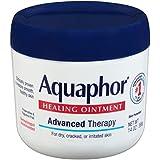Aquaphor 46226 ungüento curativo, protección de la piel, 14 onzas