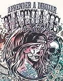 Tatuaje: Aprender a Dibujar Paso a Paso: Colección Tatuajes modernos para diseñar para aliviar el...
