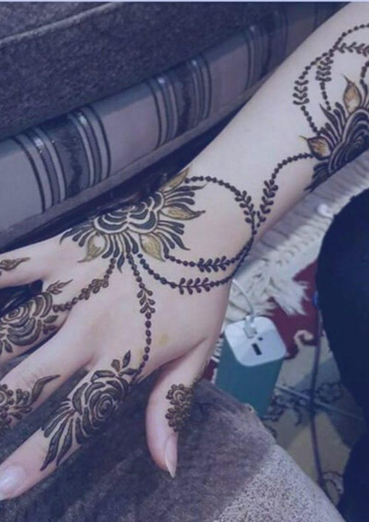 henna-mujer