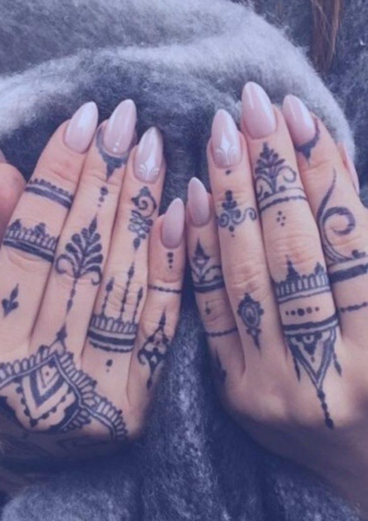 henna-manos