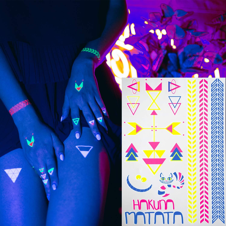 tatuajes-temporales-fluorescentes